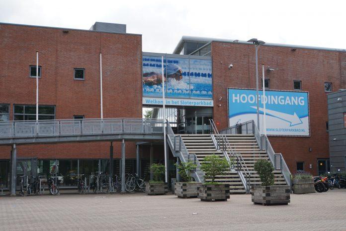 Sloterparkbad Amsterdam